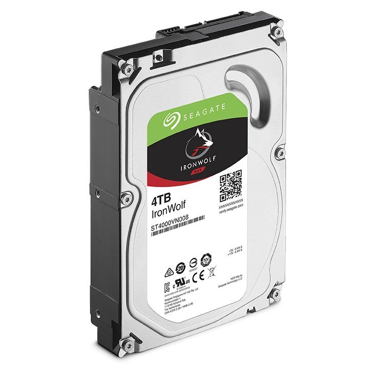 Seagate IronWolf ST4000VN008, 4TB