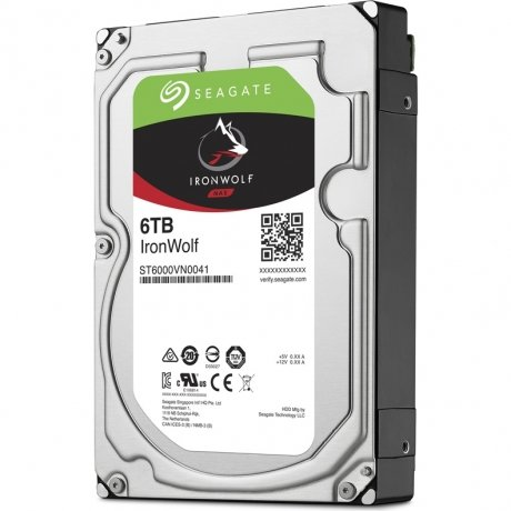 Seagate IronWolf ST6000VN0041, 6TB